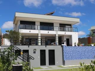 Residência Condomínio Lagos - Itupeva Casas modernas por Araujo Moraes Engenharia Arquitetura Moderno