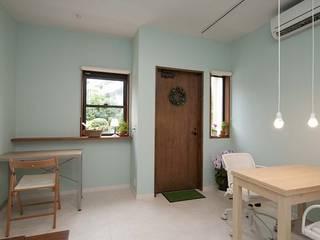 自宅の一部をネイルサロンに: 株式会社スタイル工房が手掛けたです。