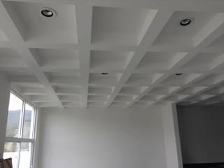 SALA COMEDOR: Salas de estilo  por + Ingenio Arquitectura y Diseño