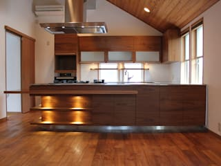 コト KitchenBench tops Wood Wood effect