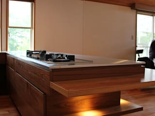コト KitchenSinks & taps Wood Wood effect