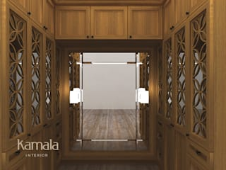 Classic style dressing room by Kamala Interior Classic