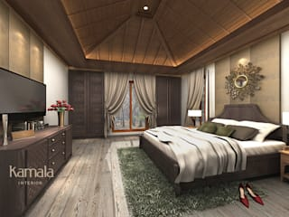Classic style bedroom by Kamala Interior Classic