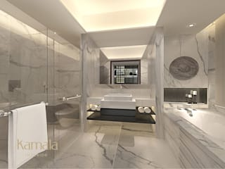 Modern bathroom by Kamala Interior Modern