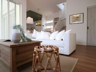 コト Living roomSofas & armchairs Cotton White