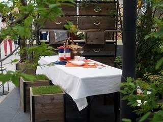 コンテスト写真1: 庭屋六花が手掛けた庭です。