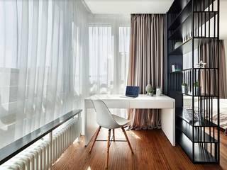 Study/office by U-Style design studio,