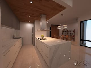 par DAC arquitectura Moderne