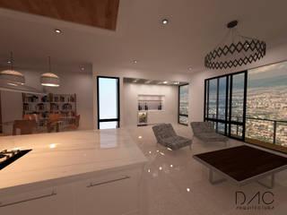 modern  by DAC arquitectura, Modern