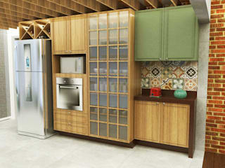 Ausgefallene Küchen von Nume Design de Ambientes Ausgefallen