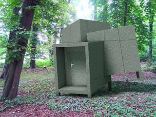 Folly De Hermitage Moderne musea van Huting & De Hoop Modern
