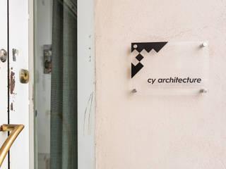 Büroumbau CY:  Geschäftsräume & Stores von cy architecture