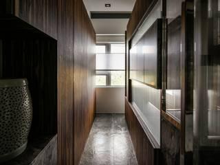 樸山水澗-林宅:  房子 by DS&BA Design Inc 伊國設計
