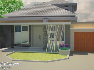 Minimalis Home Rumah Minimalis Oleh Harmony Architecture Minimalis