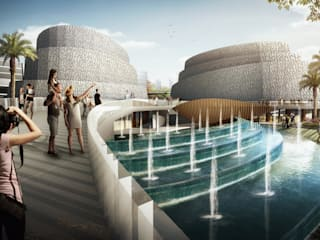 WJACC ( West Java Art and Cultural Center):   by Atelier Ara
