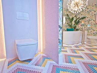 El baño de Nuria Alía en Casa Decor: Despertar de los sentidos Baños de estilo moderno de Villeroy & Boch Moderno