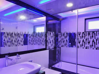 residential project:  Bathroom by Outtabox