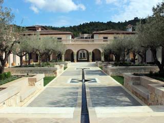 Park Hyatt Cap Vermell Jardins mediterrânicos por DSA, Architects International Mediterrânico