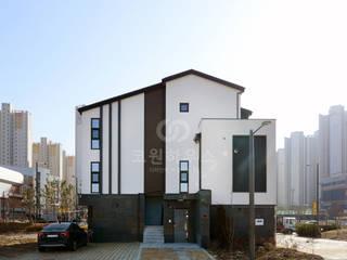 시흥 배곧신도시: 코원하우스의  주택