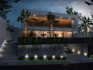 adnssouza arquitetura e interiores Maisons modernes