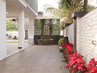 Home Landscaping Design by Jagruti Design Studio