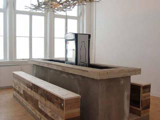3PLEX Moderne bars & clubs van Huting & De Hoop Modern