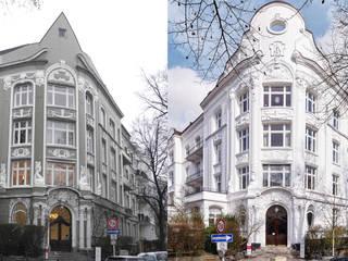 Über den Dächern von Hamburg:   von SNAP Stoeppler Nachtwey Architekten BDA Stadtplaner PartGmbB