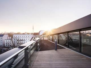 Patios & Decks by SNAP Stoeppler Nachtwey Architekten BDA Stadtplaner PartGmbB