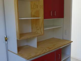 Departamento Alvaro. Proyecto de mobiliario y equipamiento:  de estilo  por Ados