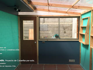 Casa don Alfredo. Proyecto de cobertizo por ocio.: Estudios y biblioteca de estilo  por Ados