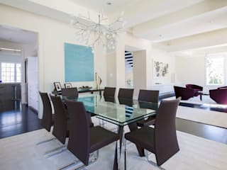 Dining room by FORMA Design Inc., Modern