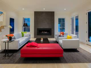 FORMA Design Inc. Living room