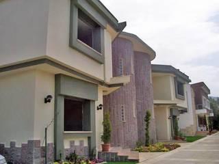 Maisons modernes par SAYTAS SABUNCUOGLU YAPI VE TIC.LTD.STI. Moderne