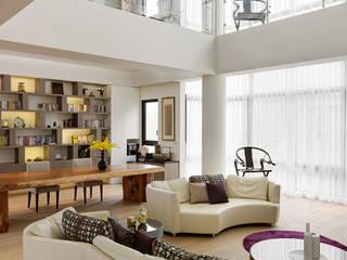Modern living room by ACE 空間制作所 Modern