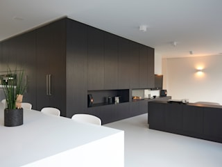 Salon moderne par Ode aan de Vloer Moderne