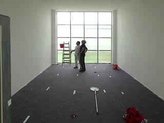 Museum Insel Hombroich - Energetische Sanierung:  Museen von hucke architektur - büro für schöne sachen,Minimalistisch