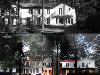 Редизайн частного дома в Подмосковье.:  в . Автор – Архитектурная студия Чадо