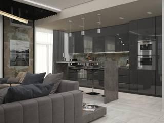 Modern kitchen by DONJON Modern
