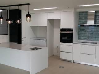 한디자인 주방 가양동 프로젝트: 현대리바트의