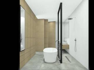 Baños de estilo minimalista de Esteti Design Minimalista