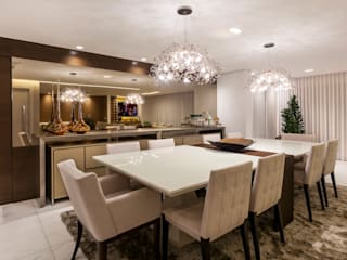 Dining room by Home projetos