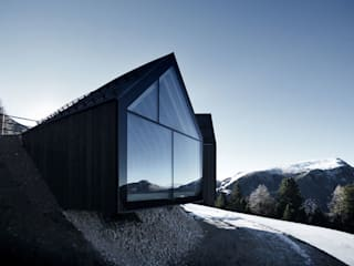 Oberholz Mountain Hut di Peter Pichler Architecture