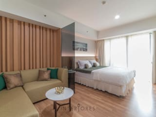 homify Minimalist bedroom Plywood Wood effect