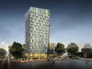 Smart Green Tower (us-en) Frey Gruppe