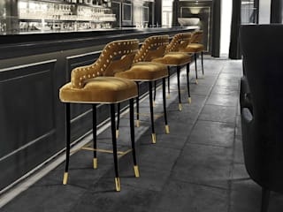 Kelly Bar chair:   por Ottiu