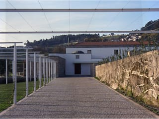 Quinta da Carreira - Vizela:   por Francisco Barata Fernandes, Arquitectos