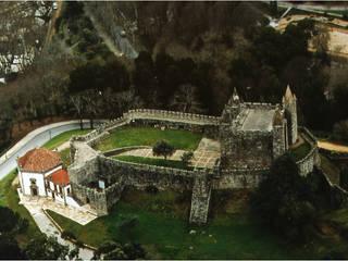 Conservação e Reabilitação de Património - Castelo de Stª Maria da Feira - Stª Maria da Feira:   por Francisco Barata Fernandes, Arquitectos