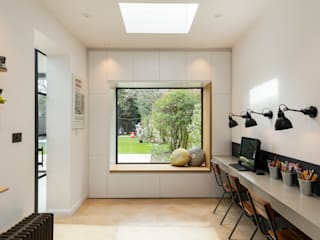 study: modern Study/office by VCDesign Architectural Services