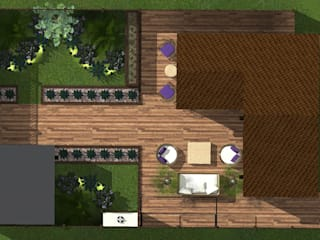 Classic style garden by Diseño de Locales Classic