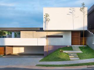 Residência Boa Vista Casas minimalistas por Padovani Arquitetos + Associados Minimalista